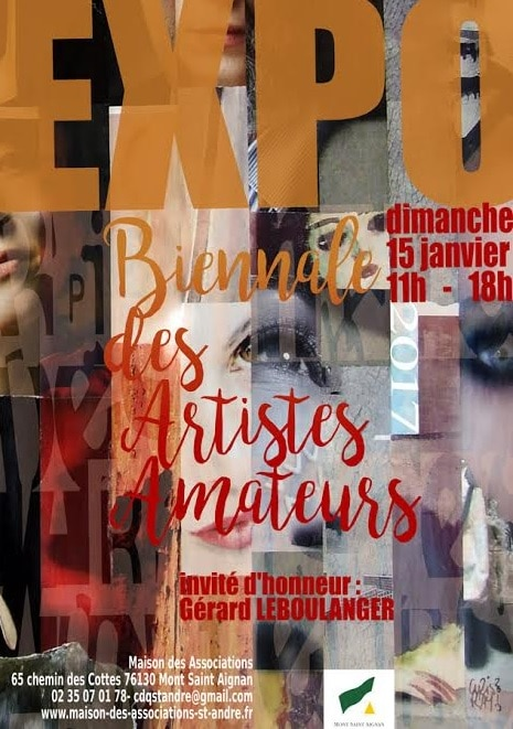 EXPO amateurs mont-saint-aignan 2017